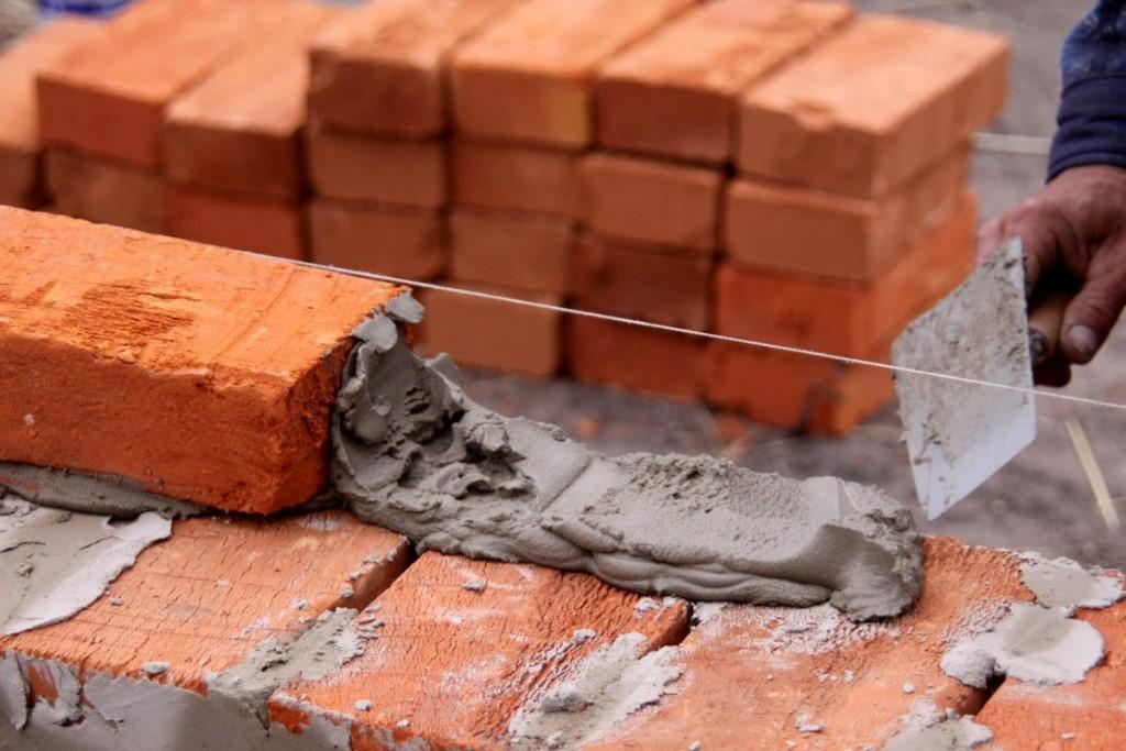Цементный раствор печи колонна из бетона